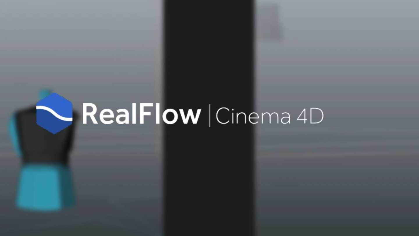 RealFlow for C4D